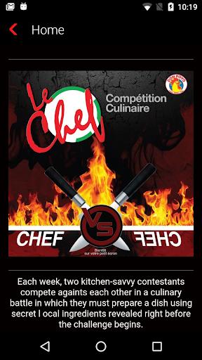 Le Chef TV Show