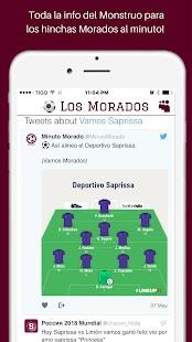 Saprissa Noticias - Futbol de Costa Rica - náhled