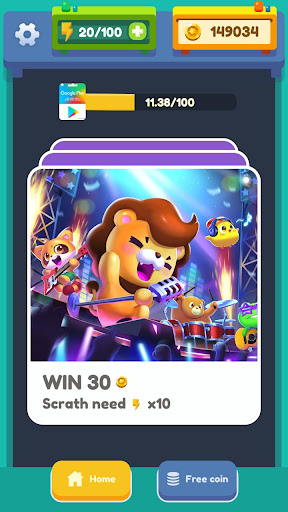Code Triche Lucky Spin Day - Earn your rewards APK MOD screenshots 1