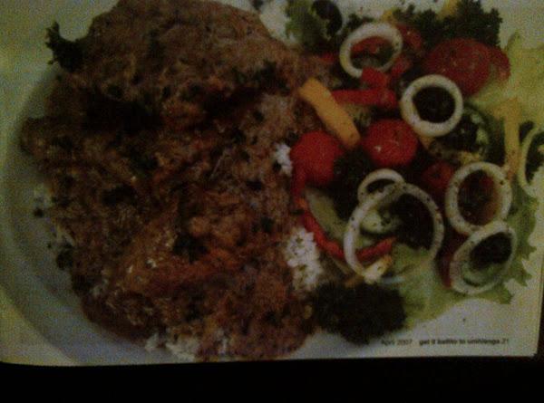 Chicken Chacuti Recipe
