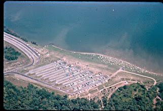 Photo: Aerial Main Beach August 3rd, 1963