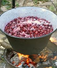 Photo: Dżem wiśniowy w bograczu