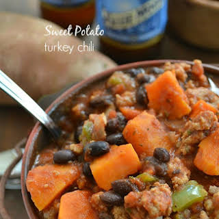 Sweet Potato Turkey Chili.
