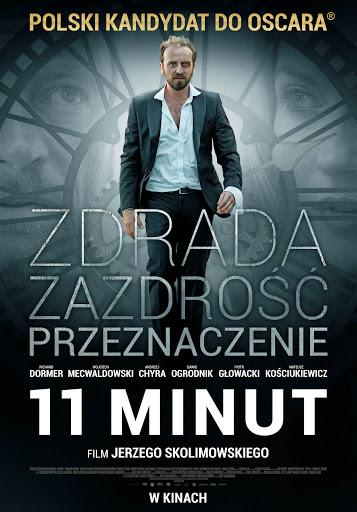 Polski plakat filmu '11 Minut'