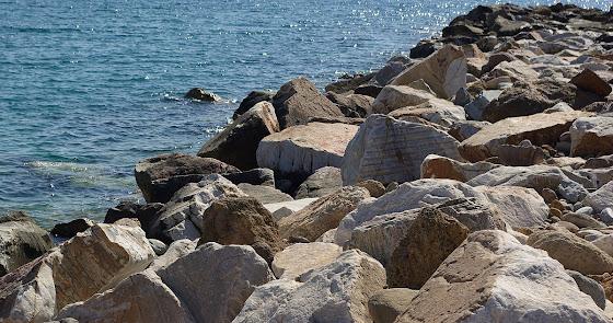 El nuevo espigón no separará la zona naturista del resto de las playas de Vera