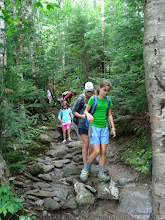 Photo: On the trail near Smugglers' Notch State Park by Nicholas Babbitt