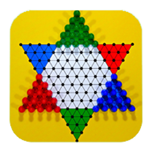 Halma or Chinese checkers