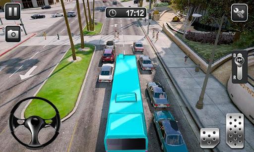 Real Coach Bus Simulator 3D 2019 screenshots 3