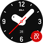 Bold Analog Watch Face icon