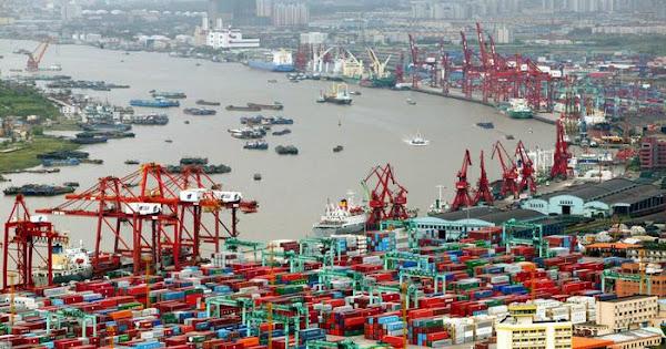 Порт Гуанчжоу (Guangzhou