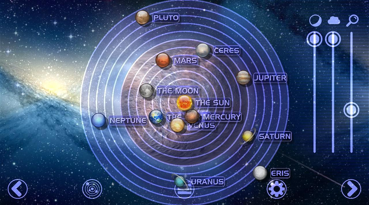 picture of our solar system 3d - photo #4