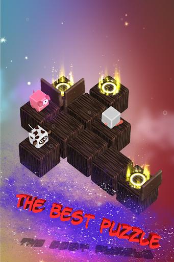 Epic Animal - Move to Box Puzzle  screenshots 1
