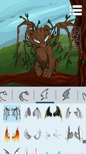 Avatar Maker: Dragons screenshot 6