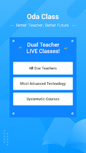 Oda Class: Best LIVE Learning App for Class 6-10 App Download For Android 1