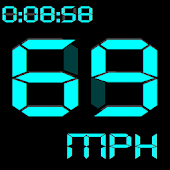 GPS Speedometer and Odometer