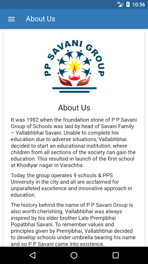 P P Savani Group- screenshot