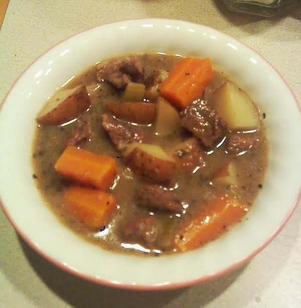 Beef Stew Marsala