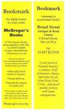 Photo: McGregor's Books / Broad Street Antique & Book Centre
