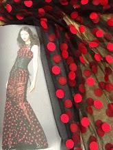 Photo: Ткань : Риками ш.140см. цена 10000руб.