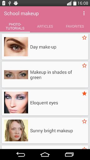 School makeup