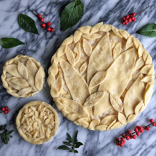 Quince, Pear & Ginger Pie Recipe