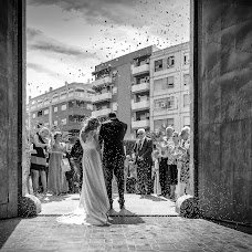 Wedding photographer Sergio García monge (sergiostudiobod). Photo of 12.12.2016