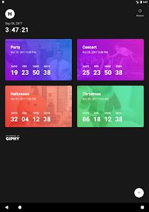 Hurry - Countdown to Birthday/Vacation (& Widgets) 17.0 (Unlocked)
