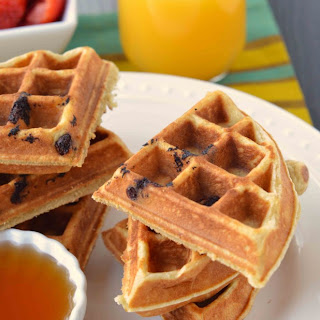 Rich Buttermilk Waffles.