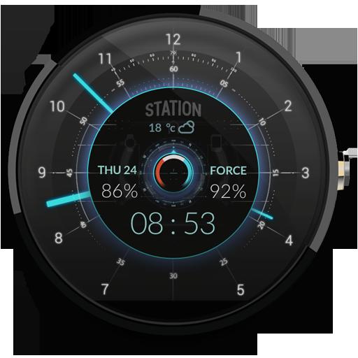 STATION - Watch face 個人化 App LOGO-硬是要APP
