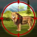 Lion Sniper Hunting icon