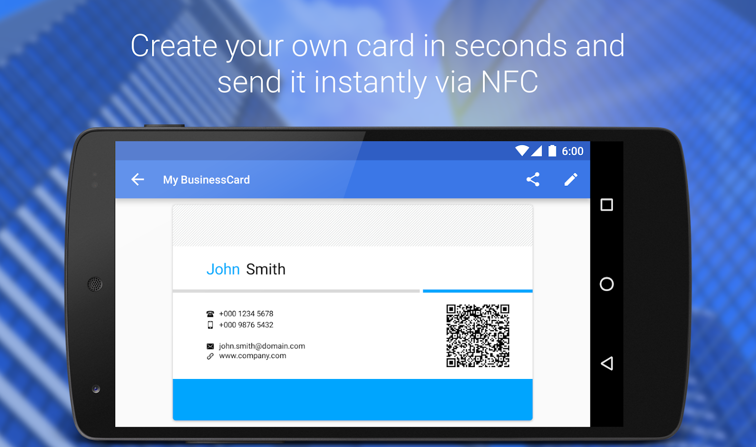 Business Card Reader Android Apps on Google Play