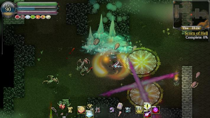 9th Dawn III RPG Screenshot Image