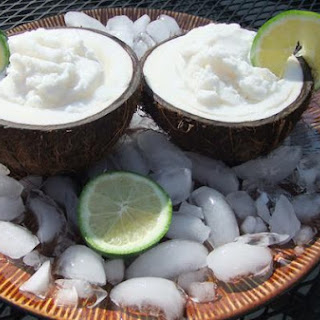 Lime In The Coconut Sorbet