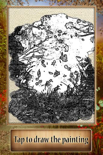Hidden Layers - Autumn Garden