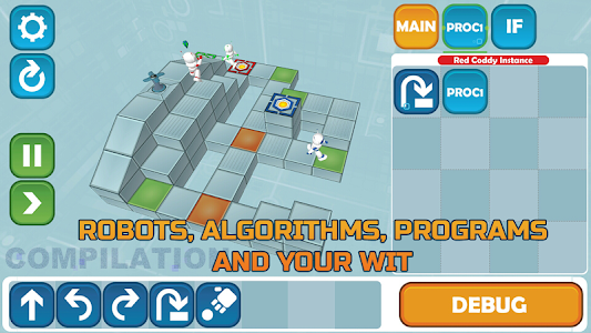 Coddy: World on Algorithm v2.4