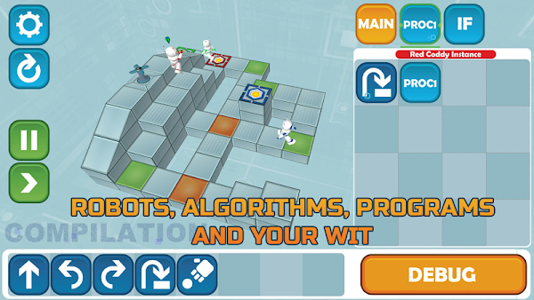 Coddy: World on Algorithm- screenshot thumbnail