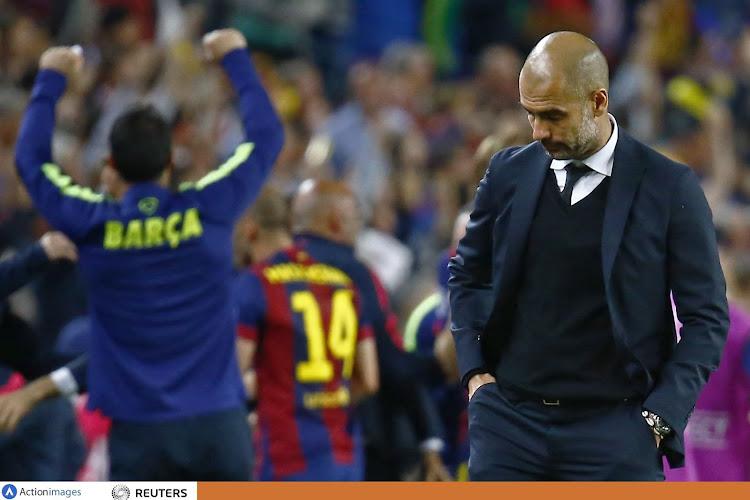Manchester City zelfverzekerd over aanblijven Guardiola, ondanks lokroep van Barcelona