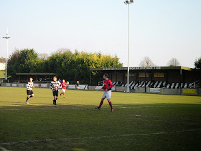 Photo: 18/03/06 v Fareham Town (Wessex League Division 1) - contributed by David Norcliffe