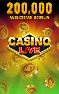 Casino Live - Slots, Bingo, Poker & Card Game - náhled