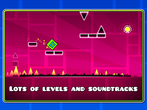 Geometry Dash screenshot 8