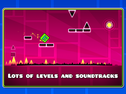 Geometry Dash Apk Mod All Unlocked Full Version 8