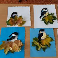 2020-09 Podzimní tvoření ve školní družině