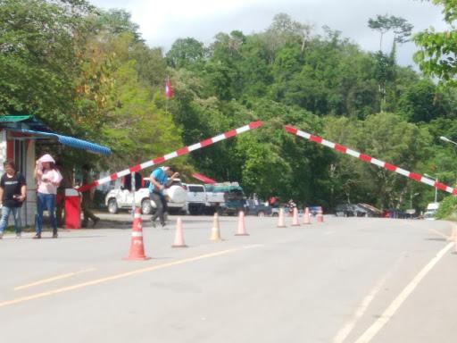 ラオス・タイ(ナーン)国境
