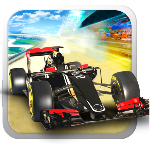 Formula 1 Thumb Car Racing