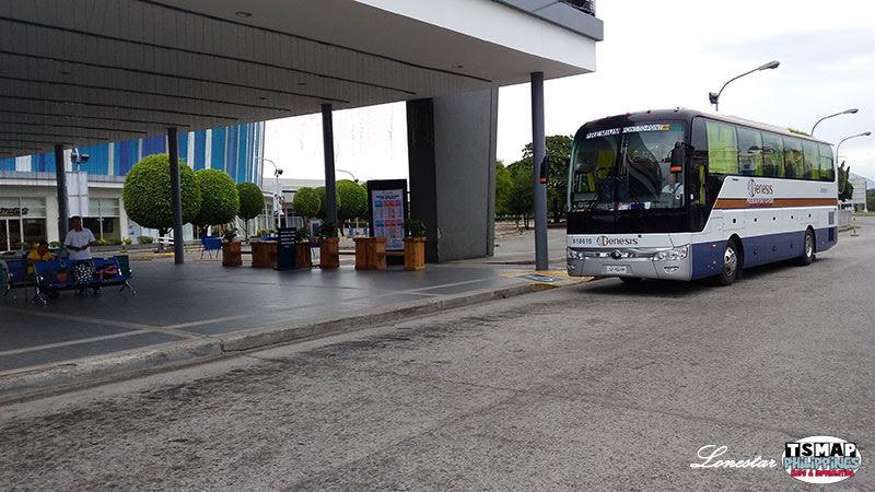 SMクラークバス乗り場