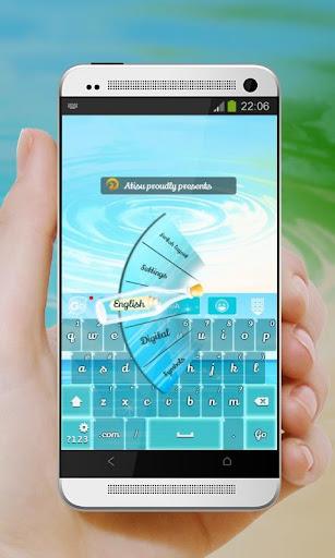 玩免費個人化APP|下載秘密のメッセージ GO Keyboard app不用錢|硬是要APP