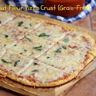 Coconut Flour Pizza Crust (Grain-Free).