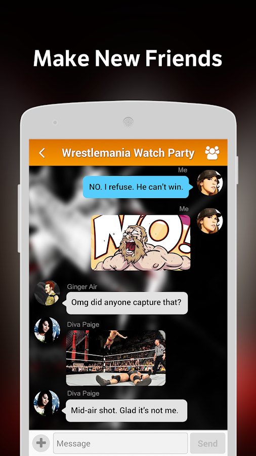 Wrestling Amino - Apps on Google Play