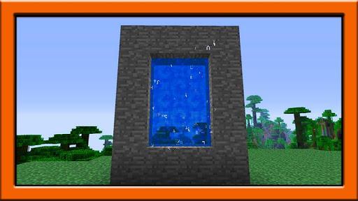 Portals for minecraft pe 2.3.3 screenshots 4
