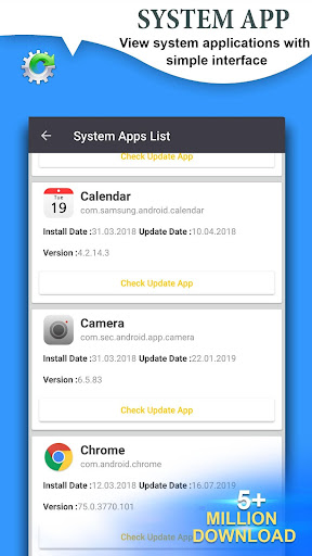 Update Software 1.0.19 screenshots 3